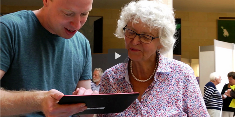 Give&Take: Sharing economy for senior citizens