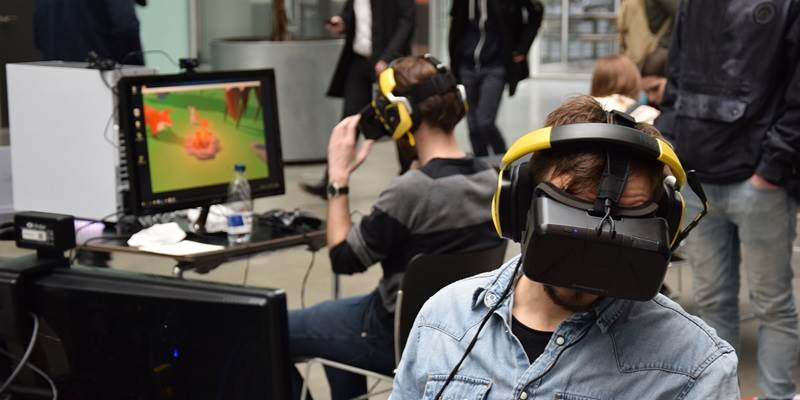 Denmark's first virtual reality conference was a big success