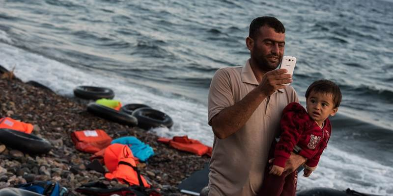 New research project to investigate refugees' use of IT