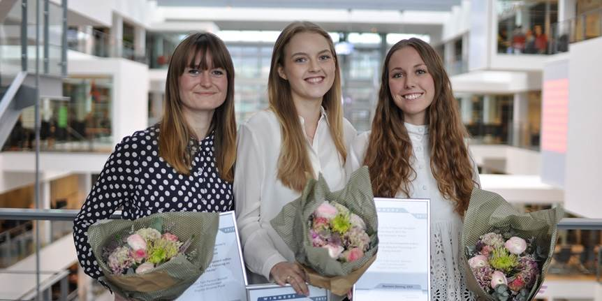 Savings concept for young bank customers wins bachelor thesis award