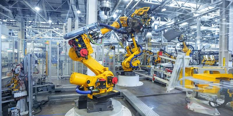 New research will improve the quality of industrial robots
