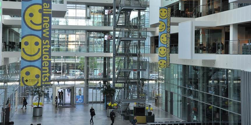 IT University of Copenhagen welcomes record number of new students