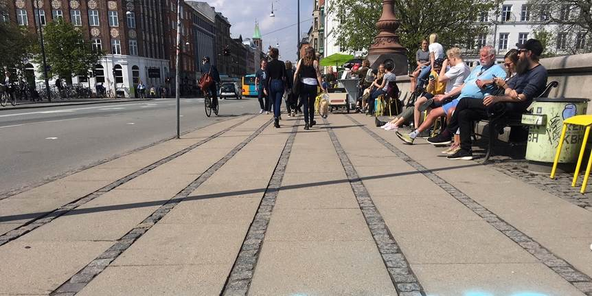 New startup leads tourists to local spots in Copenhagen