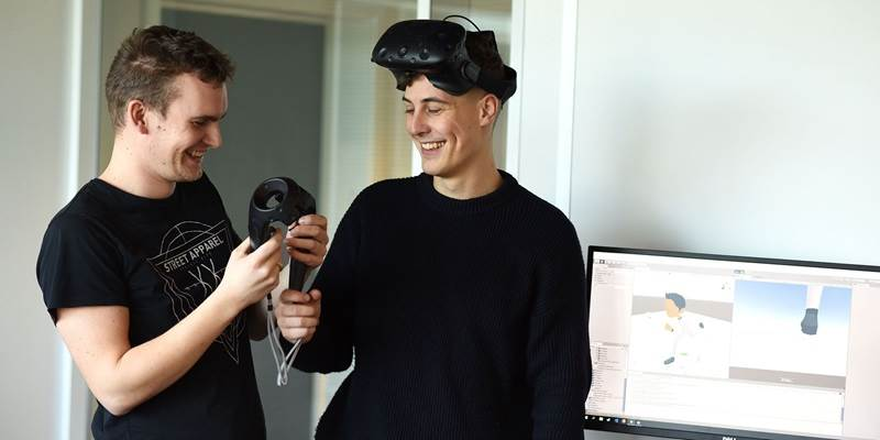 ITU-kandidater bag ny Virtual Reality-startup.