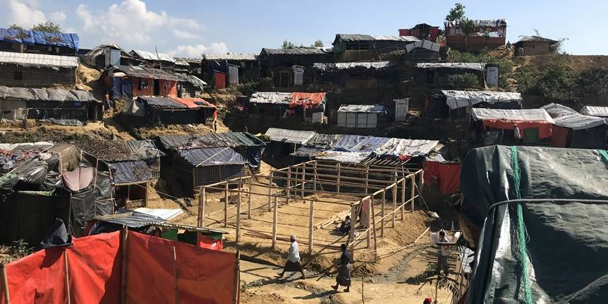 New ITU project: Using technology to increase Rohingya refugee's access to healthcare