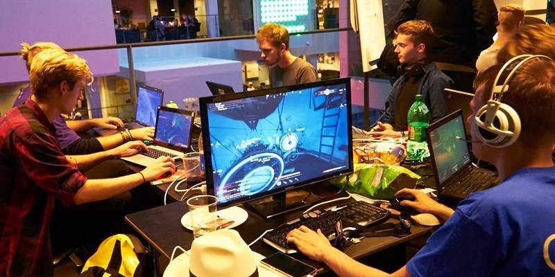 300 gamers are taking over ITU on April 1-3